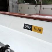 ONJ Werkboot 1480