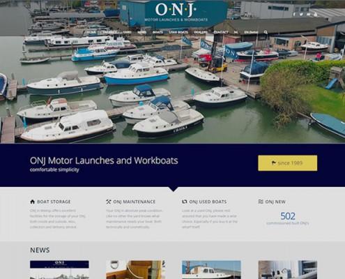 ONJ website
