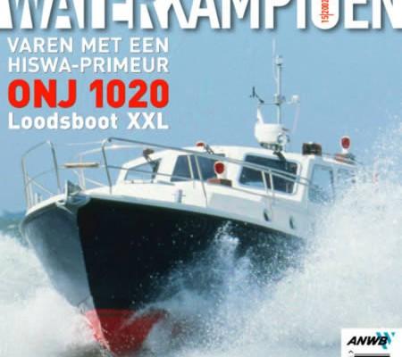 waterkampioen Loodsboot 1020